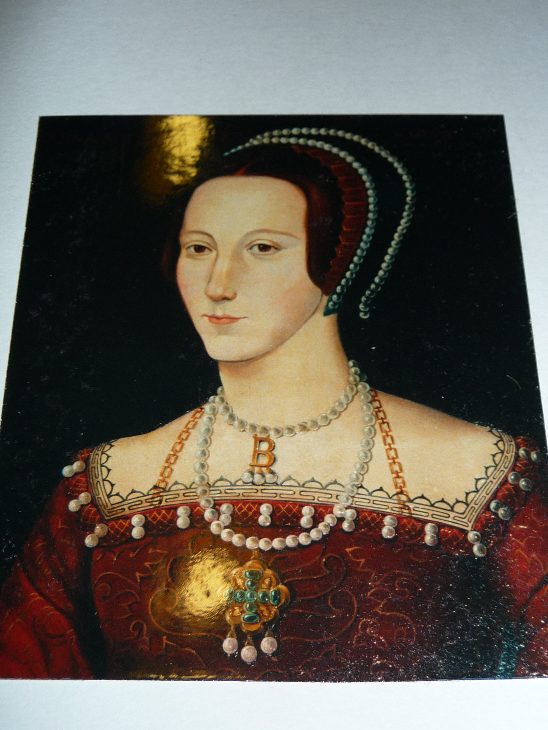 Research topic on Anne Boleyn?