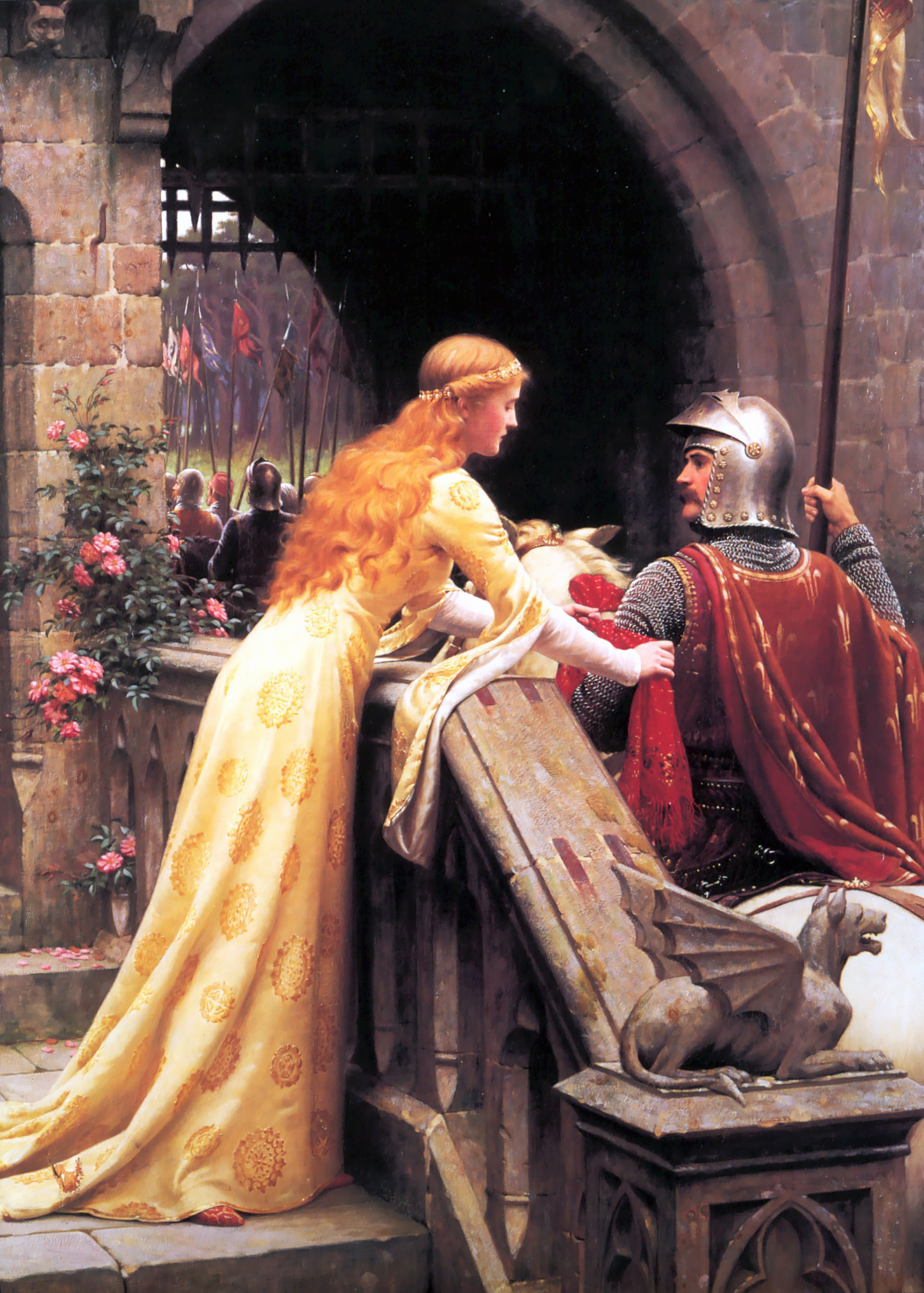 The Art of Courtly Love: Anne Boleyn and Henry VIII